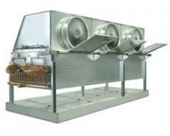 Evaporador Modelo NTC