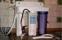 Sistema de purificación para el hogar