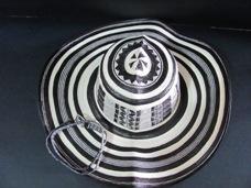 Sombreros de Colombia en cañaflecha