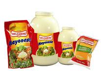 Mayonesa baja en grasa y calorias