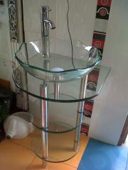 Muebles en vidrio
