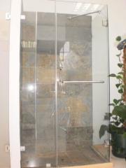 Cabina baño vidrio templado