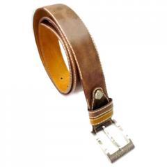 Cinturones de Linea Masculina Palmas