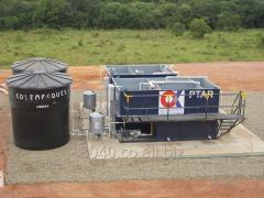 Plantas De Tratamiento De Aguas Residuales Ptar