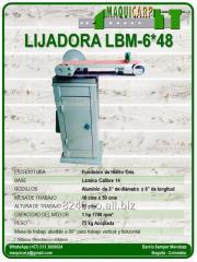 Lijadoras de Banda LBM - 6*48, 6*92 y 6*132