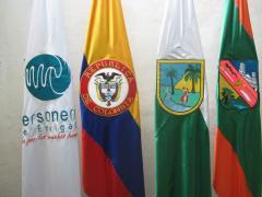 Banderas para Interior