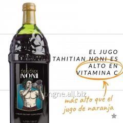 Jugo Tahitian Noni Botella 1 litro
