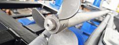 Agitadores mecánicos industriales