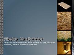 Piedra para revestimiento de paredes y pisos en Colombia