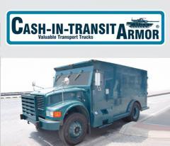 Cash  in transit armor