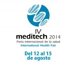 FERIA INTERNACIONAL DE LA SALUD MEDITECH 2014