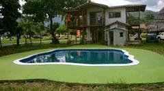 Construcción e impermeabilización de piscinas