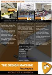 Arquitectura modular construcción aulas prefabricadas y espacios escolares bogota
