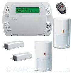 Equipos de seguridad electrónica