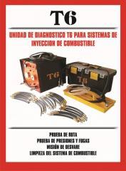 Limpiador de Inyectores gasolina Autonomo