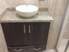 Mueble de baño ensamblable