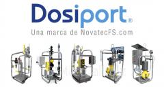 Sistemas Portátiles de Dosificación de Químicos - Dosiport®