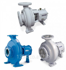 Bombas centrifugas para aplicaciones papeleras e industriales: