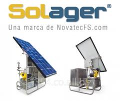 SISTEMAS SOLARES DE DOSIFICACIÓN - SOLAGER®