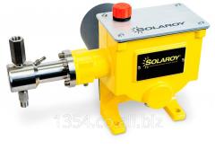 Bombas Solares De Dosificación SOLAROY® - Milton Roy