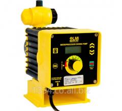 Bombas Dosificadoras Electromagnéticas LMI - Serie B