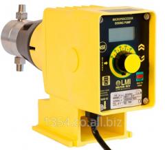Bomba Dosificadora Electromagnética Serie HH9 Altas Presiones