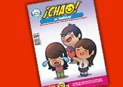 Una revista Chao! Al Bullying