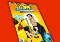 Una revista Chao! Al Mal Servicio De Transporte Público