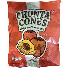 Snacks De Chontaduro