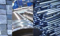 Aceros para aplicaciones Industriales