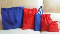 Bolsas Ecologicas En Tela- Bolsas Kit X 4 Para Carritos De Supermercado