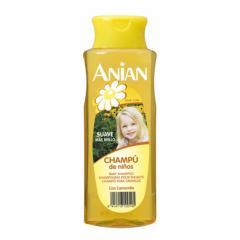Shampoo ANIAN para Niños con Camomila 400 ML
