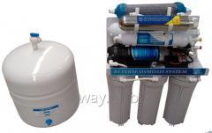 Filtro agua alkalina