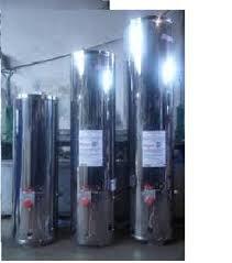 Calentadores En Acero Inoxidable A Gas Y Electricos
