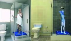 Reciclador filtro automático de agua ducha o
