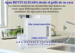 [Copy] Filtro agua casa revitalizador antienvejecimiento más hidrógeno, más oxígeno