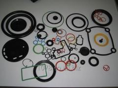 Graphite seal rings