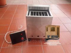 Equios generadores de calor para Sauna