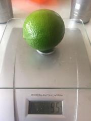 Limón  Referenfia Tahiti .