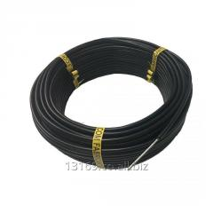 Cable aislado Negro