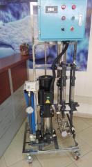 Filtro RO Osmosis Inversa para tratamiento de agua