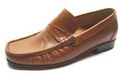 Deri erkek ayakkabı