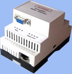 Convertidor Serial - Ethernet