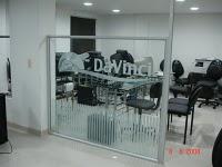 DIVISION INTERIOR DE OFICINA