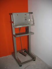 Selladora electrica tipo vertical accionada a