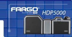 Impresora HDP5000