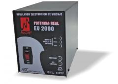 Reguladores electrónicos de voltaje