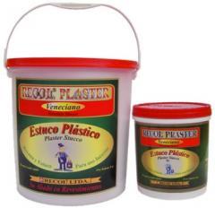 Estuco veneciano RECOL® PLASTER VENECIANO