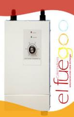 Calentadores de paso eléctrico