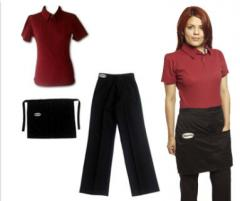 Uniforms for waiters